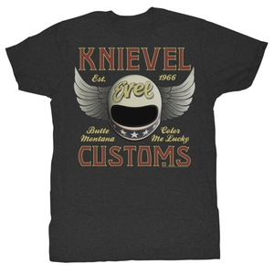 Knievel Customs Tee