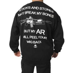 Sticks And Stone Sweatshirt