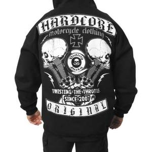 Hardcore Original Zip Hoody
