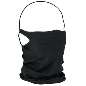 Gaiter Mask With Filter Black