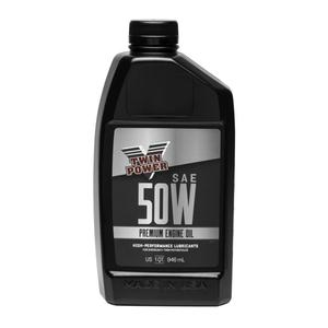 エンジンオイル SAE50 Twin Power
