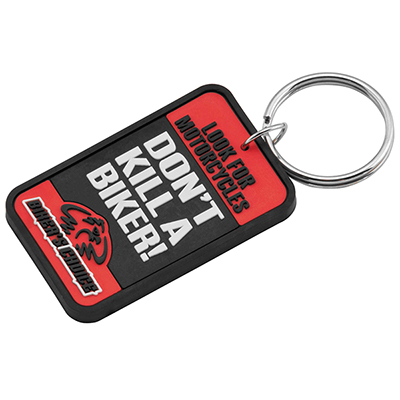 BIKER'S CHOICE D.K.A.B KEY CHAIN