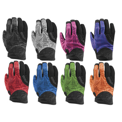 United by Speed Mesh-Textile Gloves