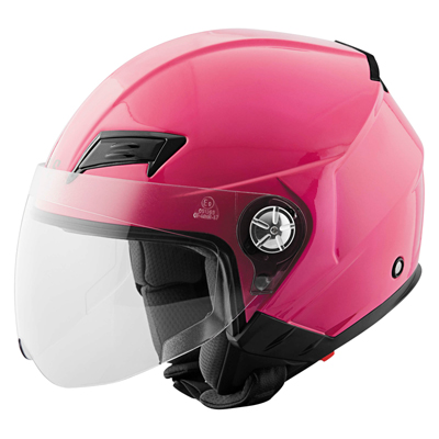 SS650 HELMET SOLID SPEED GLOSS PINK