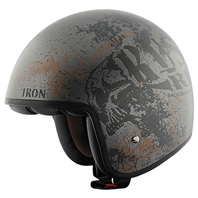 SS600 RUST AND REDEMPTION HELMET