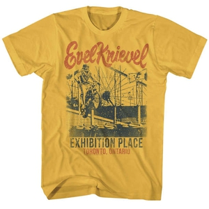 Evel Exhibition Tee