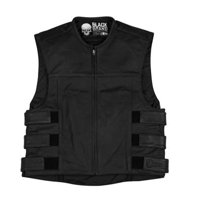 Pinion Leather Vest