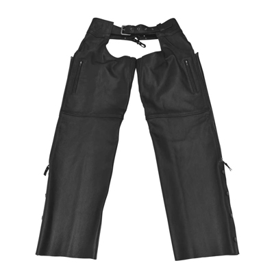 Moto Leather Chaps