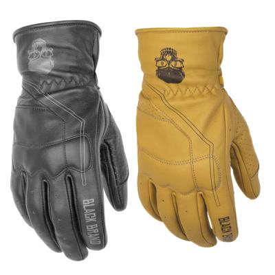Pinstripe Gloves