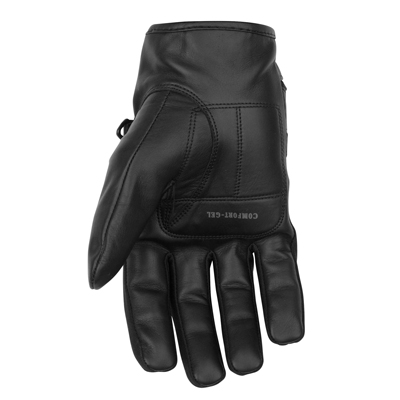 MYSTIC LEATHER-MESH GLOVES