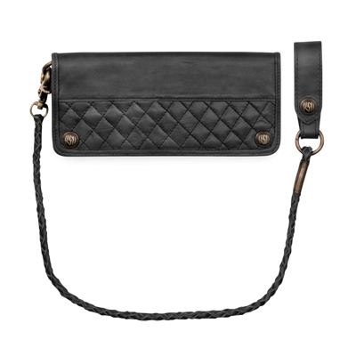 WILMINGTON WALLET BLACK