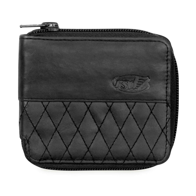 CRENSHAW WALLET BLACK
