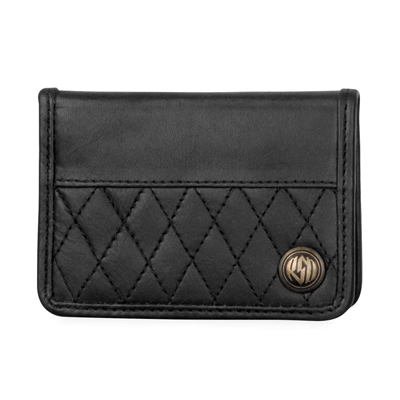 WHITTIER WALLET BLACK