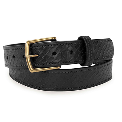 DEBO BELT LIGHTNING BLACK