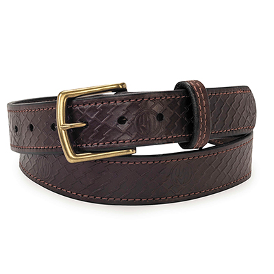 DEBO BELT LIGHTNING TOBACCO