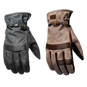 Truman Waxed Cotton Gloves
