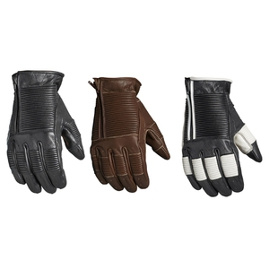 Bronzo Leather Gloves