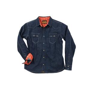 NHB1502 デニムシャツ