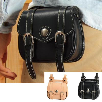 Mini Saddle Bag Pouch