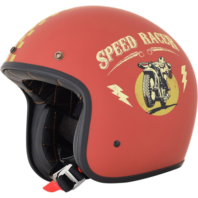 FLAT RUST/GOLD SPEED RACER FX-76