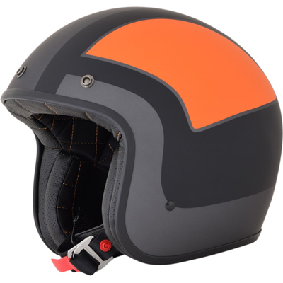 FROST GRAY/ORANGE/BLACK TRICOLOR FX-76