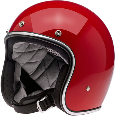 BONANZA HELMET - BLOOD RED