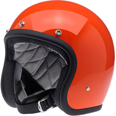 BONANZA HELMET - HAZARD ORANGE
