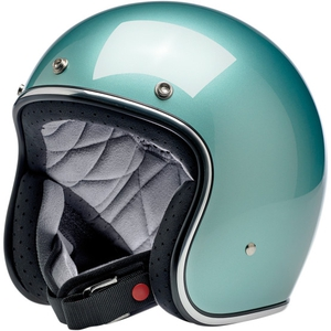 BONANZA HELMET - METALLIC SEA FORM