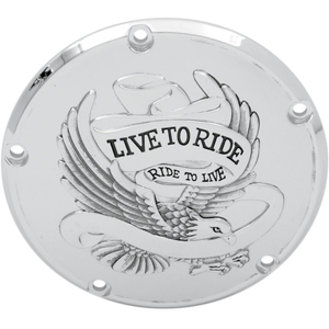 LIVE TO RIDE ダービーカバー