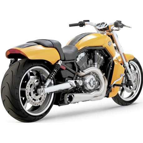 VANCE&HINES COMPETITIONシリーズ 2in1マフラー