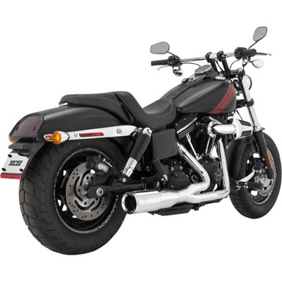 VANCE&HINES HI-OUTPUT 2in1 ショートエキゾースト