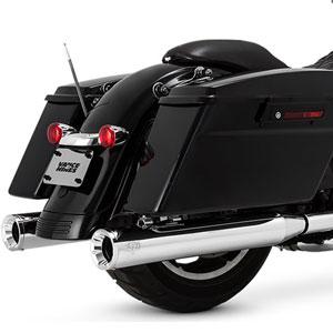 VANCE&HINES ELIMINATOR 400 スリップオンマフラー ツーリングモデル用
