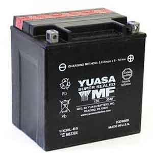 YUASA ハーレー用バッテリー