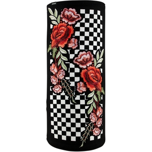SPORTFLEX MOTLEY TUBE Checkered Floral