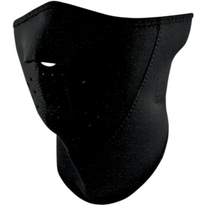 HALFMASK Black 3 Panel