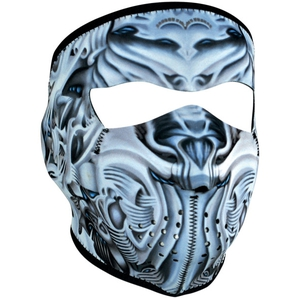 FULL FACEMASK Biomechanical
