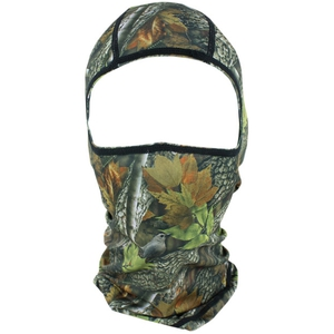 BALACLAVA Forest Camo Polyester