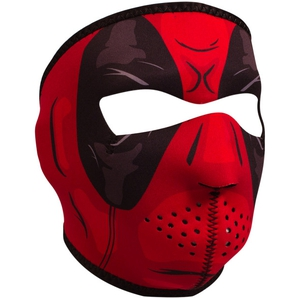 FULL FACEMASK Red Dawn