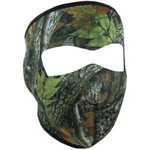 FULL FACEMASK Forest Camo
