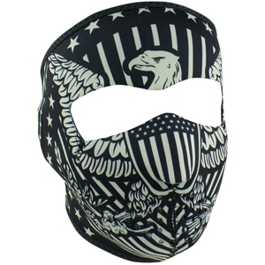 FULL FACEMASK Vintage Eagle