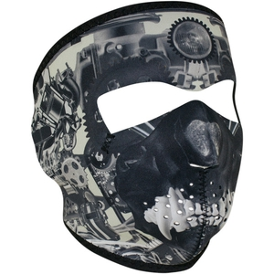 FULL FACEMASK Sprocket Skull