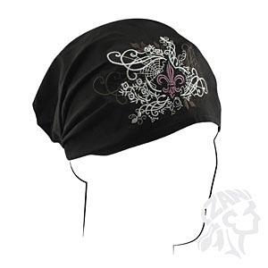 HIGHWAY HONEY HEADWRAP FLEUR DE LIS