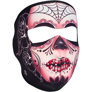 FULL FACEMASK Sugar Skull