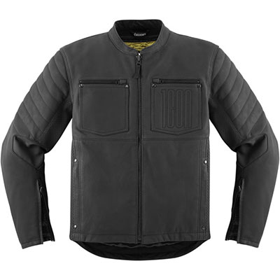 ICON 1000 AXYS LEATHER JACKET