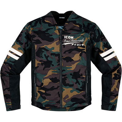 ICON 1000 OILDALE CONSCRIPT JACKET