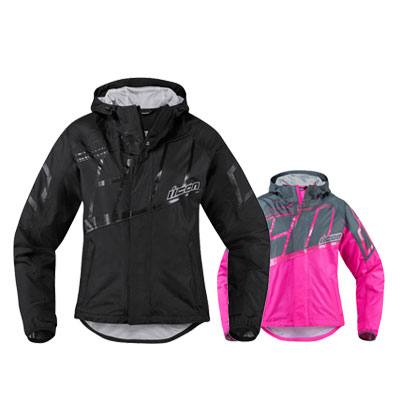WOMEN'S PDX 2 WATERPROOF JACKETS