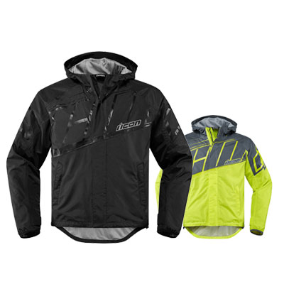 MEN'S PDX 2 WATERPROOF JACKETS