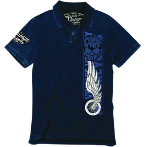 WINGED TIRE POLO SHIRT