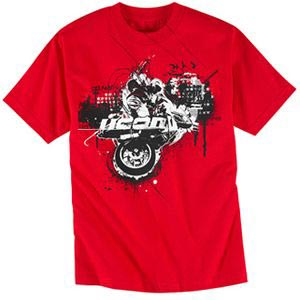 TEE LOCKDOWN RED