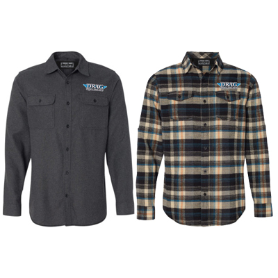 Drag Specialties FLANNEL SHIRT